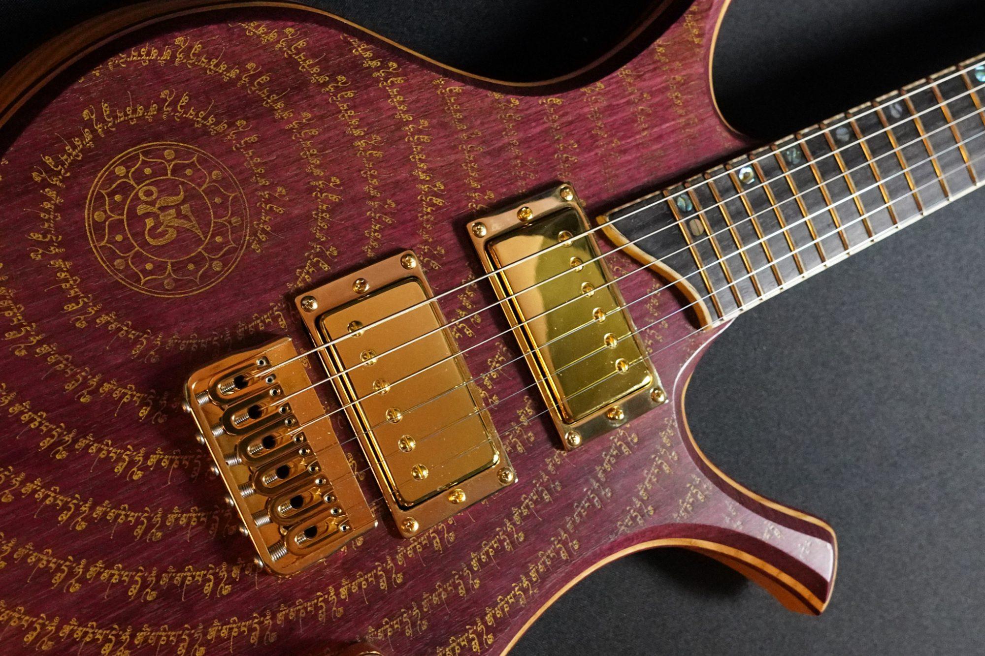 Everest Custom Guitars